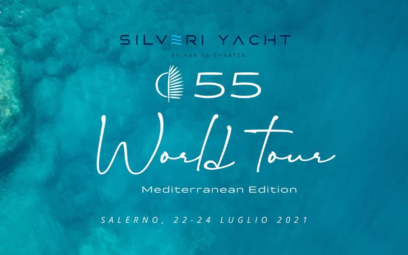 LAGOON 55 WORLD TOUR